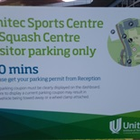 Ample parking spaces available